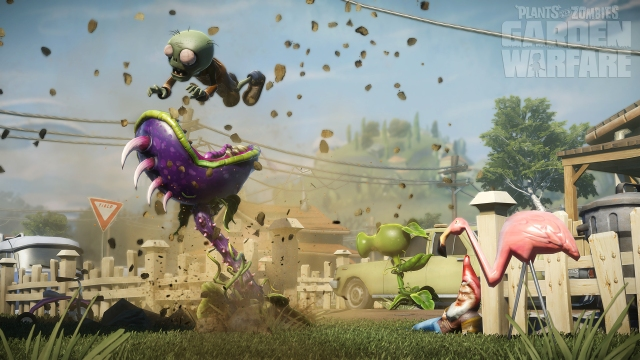 Garden Warfare: The game for Christians (and others) who prefer bloodless mayhem