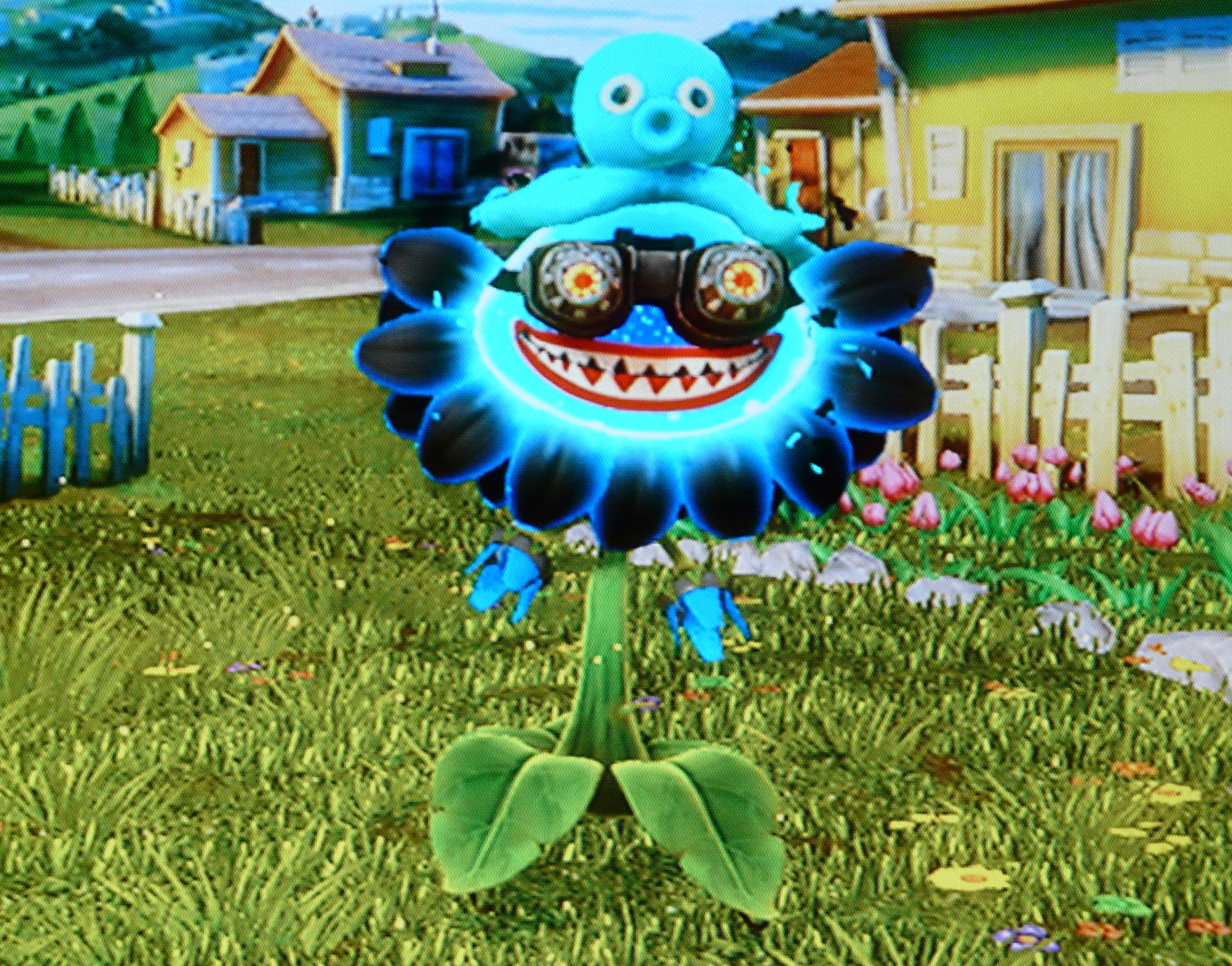 plants vs zombies | With Christian Eyes