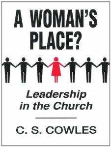 New Testament Views of Women: 1 Corinthians 14:34-36