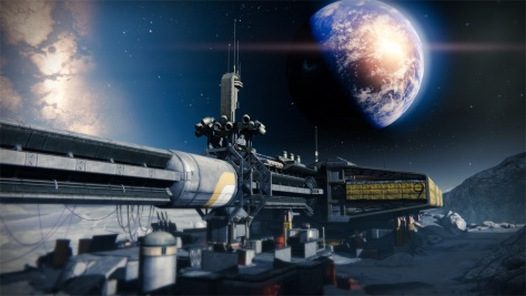 Despite the amazing beauty of Destiny's environments, it's a lousy game (as least for the cost).