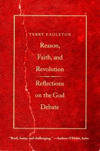 Reason, Faith, and Revolution by Eagleton, cover