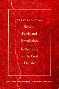 Reason, Faith, and Revolution by Eagleton, cover