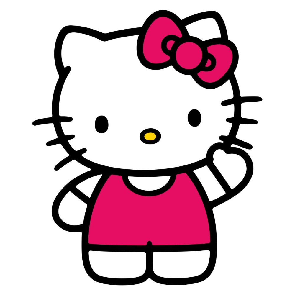 Hello Kitty is Popular, but is she Evil? (1/4)