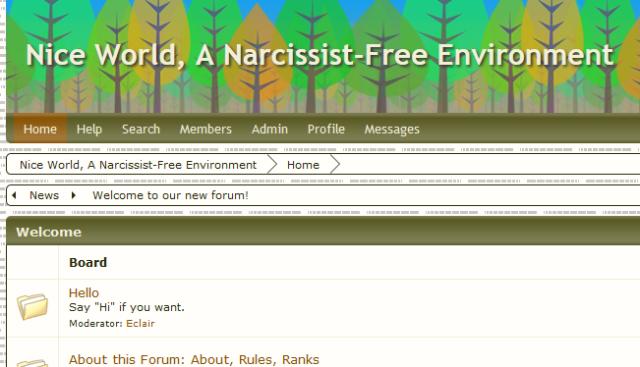 Nice World Forums