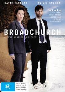 Broadchurch AusDVD