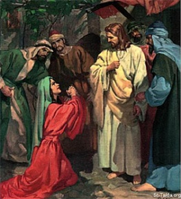 Matthew 15:21-27