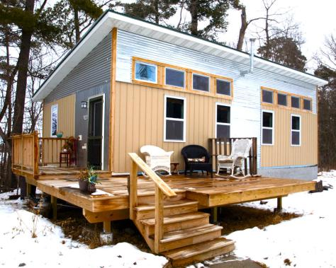 This might not be everyone's cup of tea, but this new home-- WITH furnishings--cost only $24,000.  http://www.bemidjipioneer.com/columns/3695336-inside-eco-affordable-home