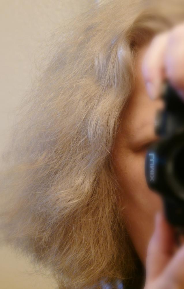 Orange Hair: Misadventures in Going Natural from Dark Brown (Part IV) (3/6)