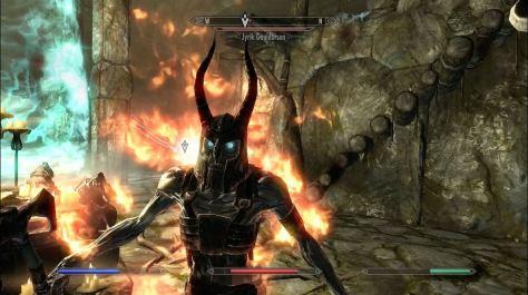 Jyrik Gauldurson and the Eye of Magnus.
