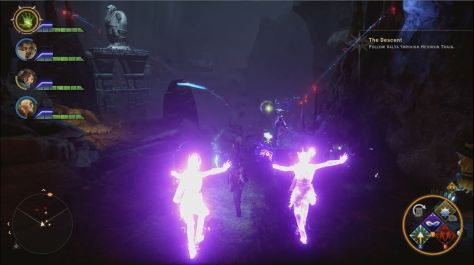 Dragon Age Inquisition, bow abilities