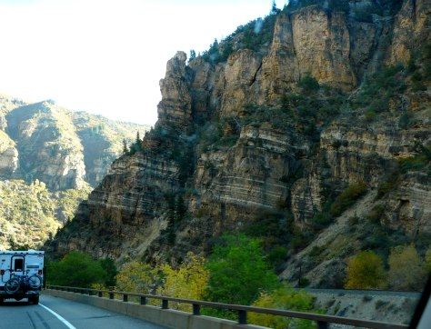 Along the I-70 Utah