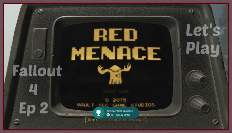 Fallout 4 Red Menace