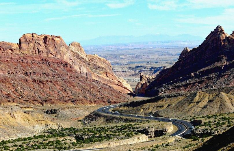Ghost Rock Viewing Area, Utah