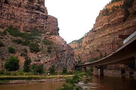 Glenwood Canyon I-70