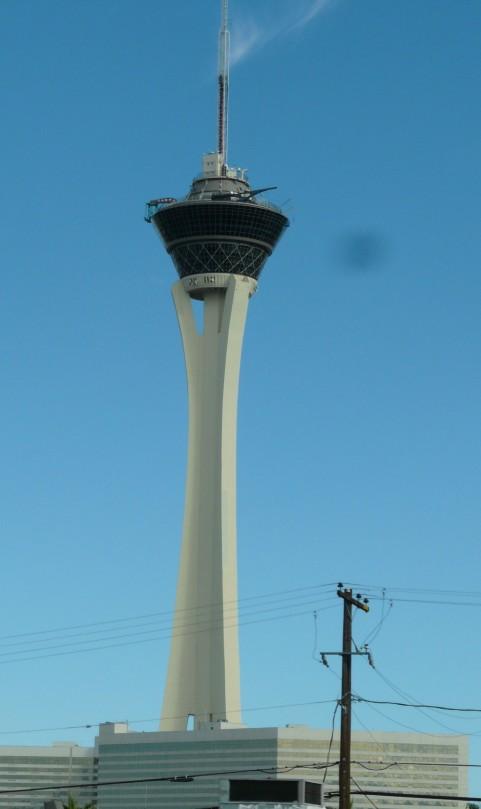 The Strastosphere, Las Vegas