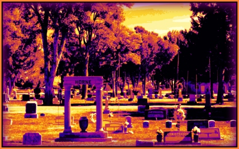 Richfield City Cemetery, Utah (c) Vicki Priest