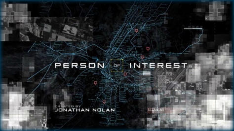 Person of Interest, from opening