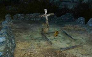 FO4 Burial at Abernathy Farm