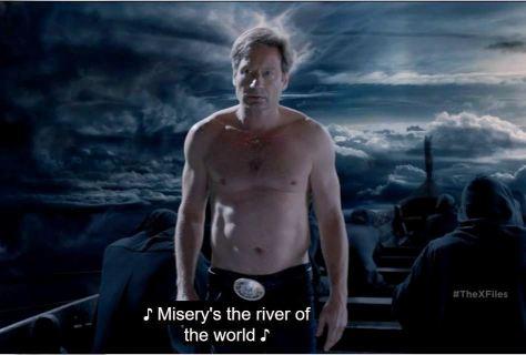 X-Files Ep 5 Mulder's Trip
