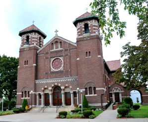 St Joseph Church, Port Huron