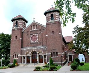 St Joseph Church, Port Huron